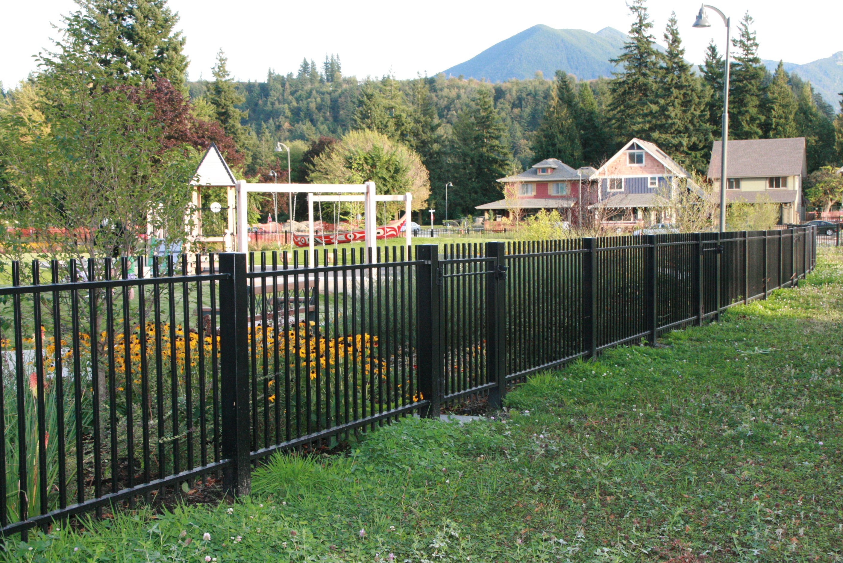 Garrison Crossing Fencework