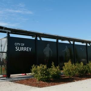 City of Surrey Backstop