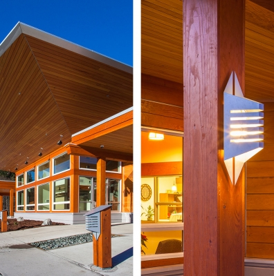 Kitsumkalum Health Centre Terrace BC – Lighting