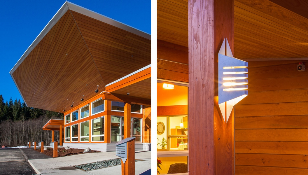 Kitsumkalum Health Centre Terrace BC – Lighting
