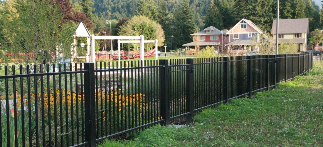 Garrison Crossing Fencework