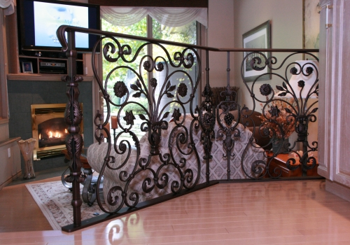Ornamental Handrail