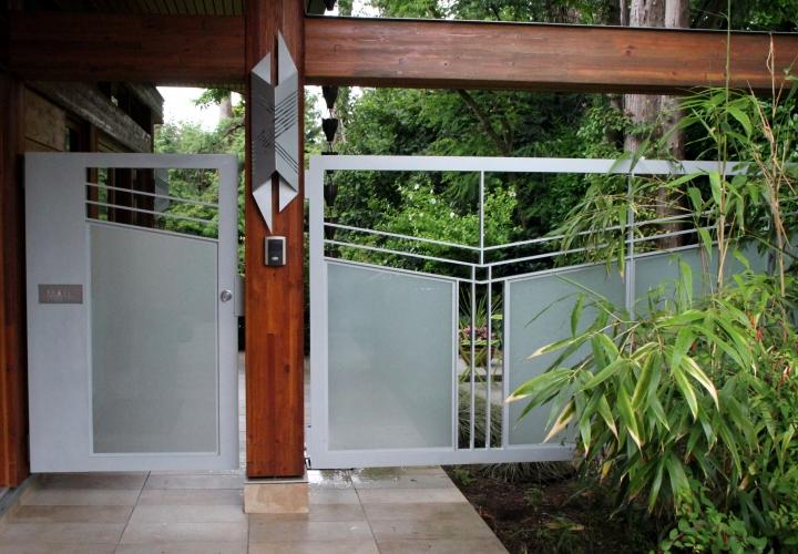 Architectural Gates West Vancouver